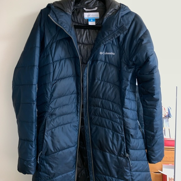 Columbia Jackets Coats Karis Gale Down Parka Poshmark